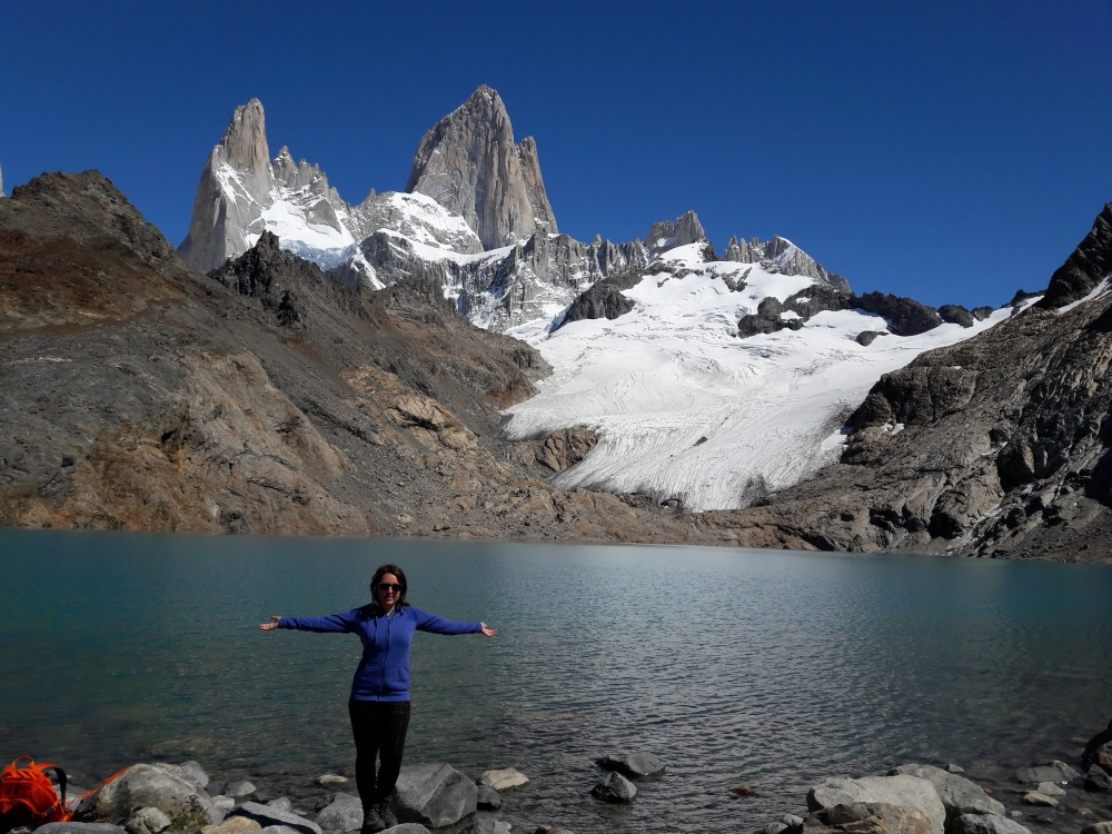 Travel solo to Fitz Roy, Patagonia, Argentina