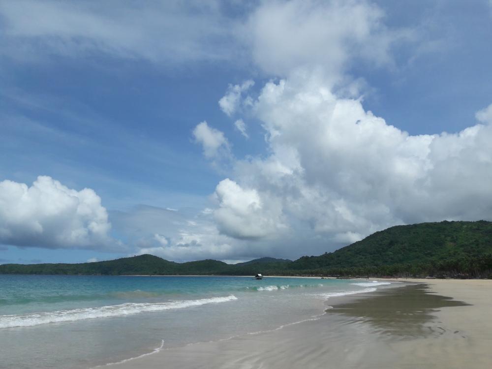 Napcan Beach Palawan