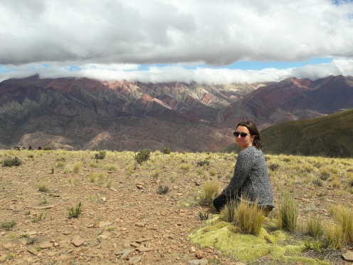 El Cerro de 14 Colores-El Hornocal de Jujuy
