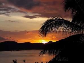 Coron Sunsets