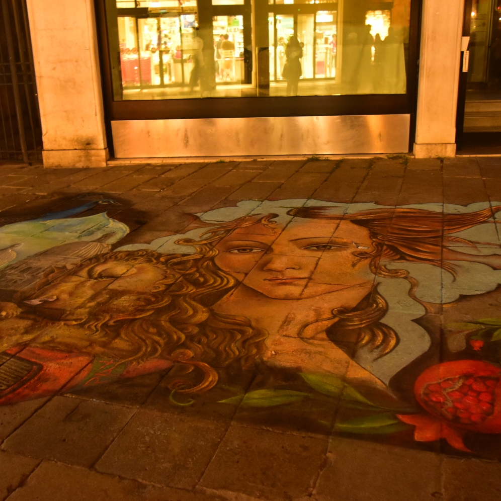 Art scene in Venice