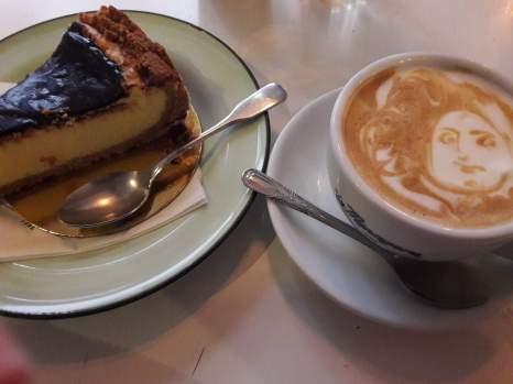 Dessert in Florence