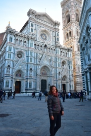 Visit Florence solo