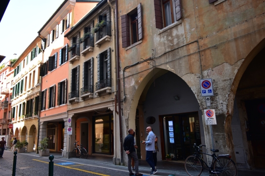 Charming Treviso town