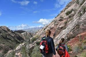 Maragua trek Bolivia Solo Trip