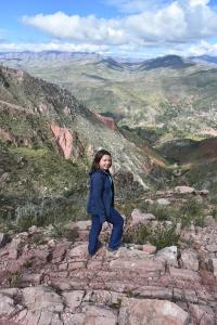 Maragua 2 day trek Bolivia