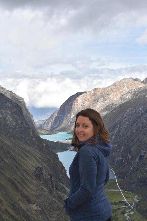 Most beautiful lagoon in Peru