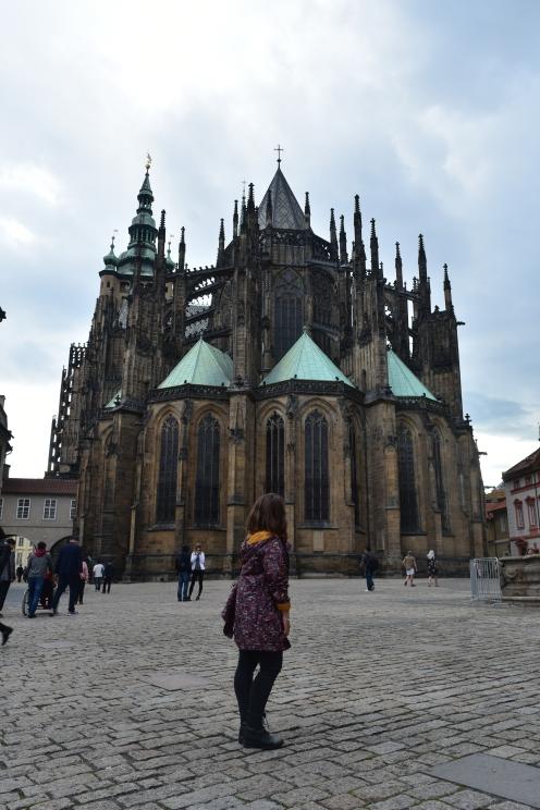 Prague Castle St. Vitus