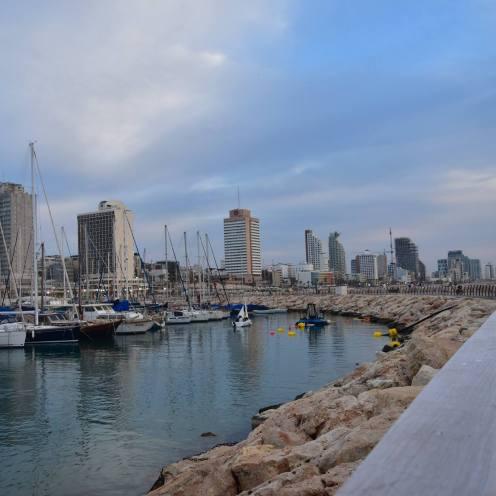 Tel-Aviv Beach Promenade