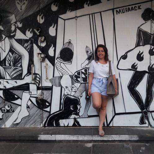 Graffiti Art in Old Jaffa